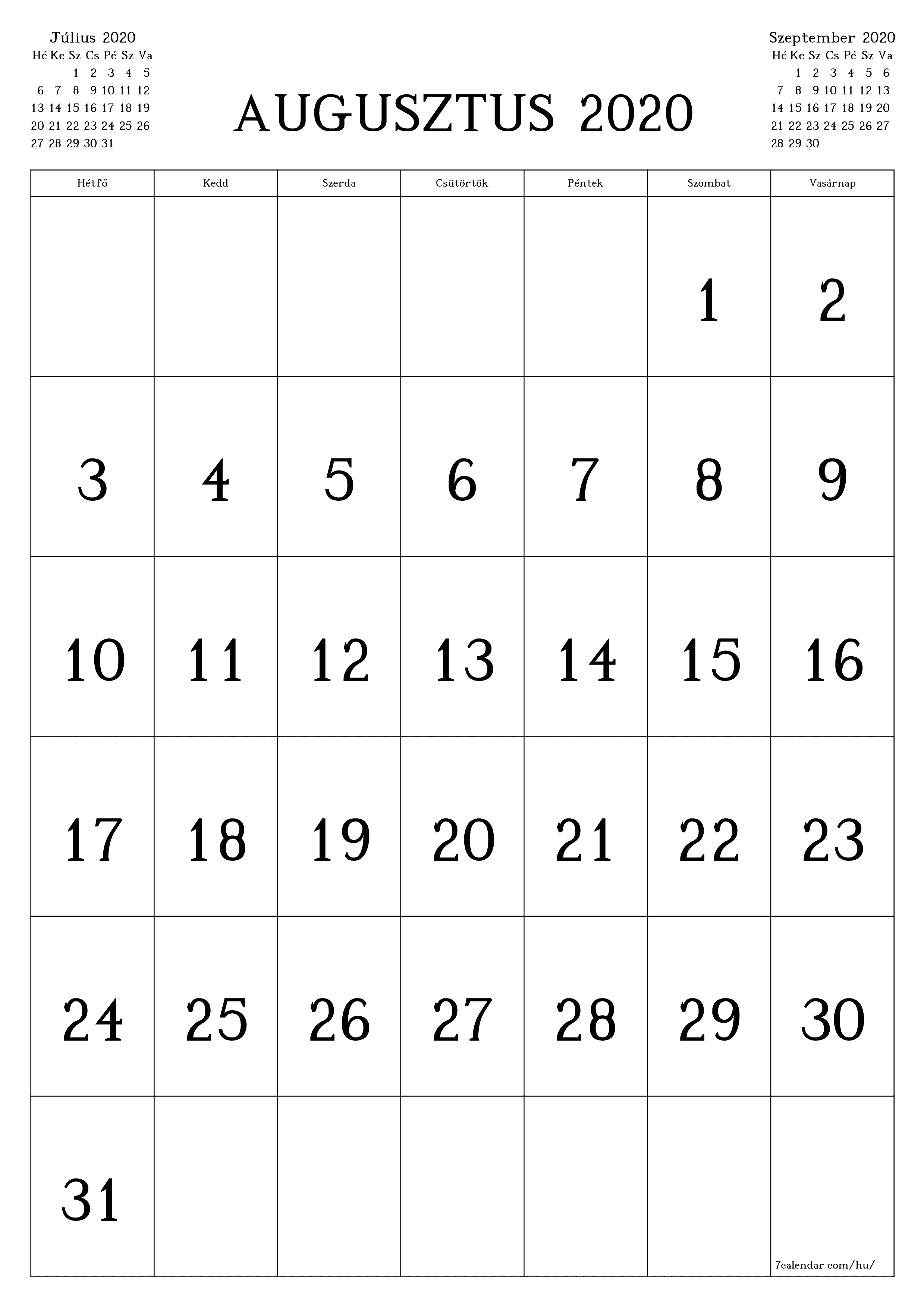 Szemészeti konferencia-naptár, 2020